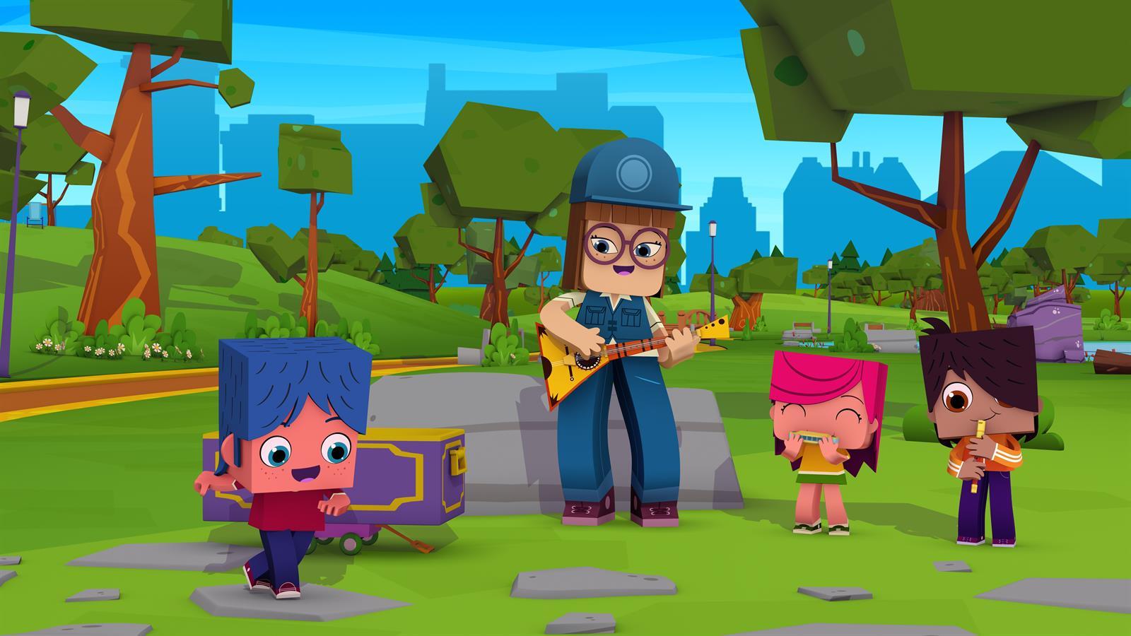 A screenshot from Yoko
