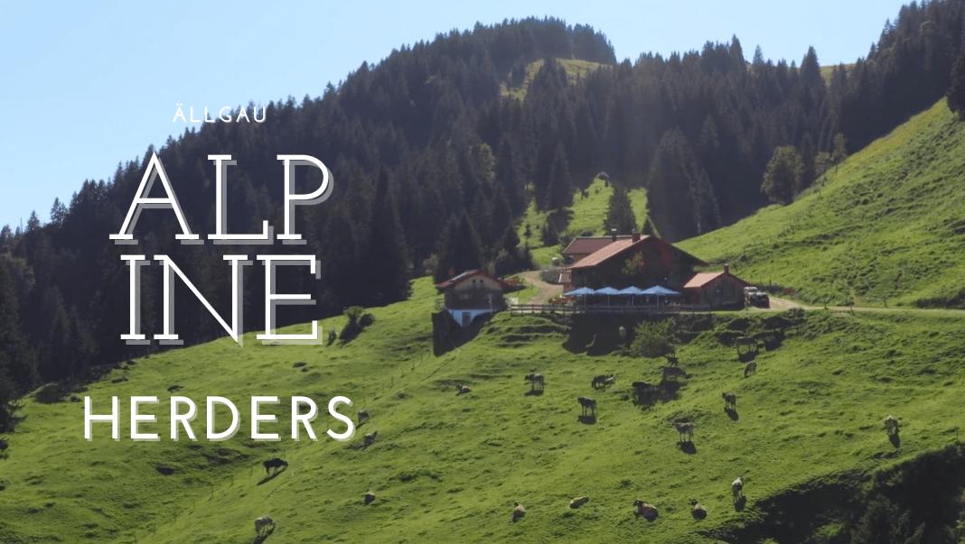 Learn German with Alpine Herders