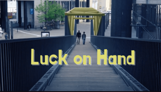 Learn German with Luck on Hand - TV show cover