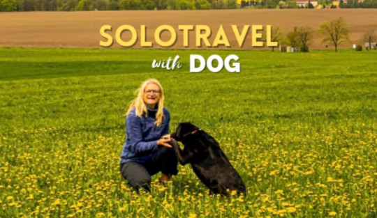 Learn German with Solotravel with Dog
