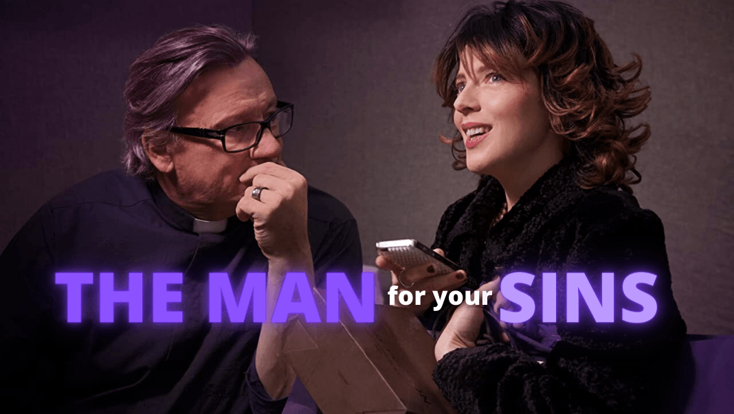 Learn German with The Man for your Sins - TV show cover
