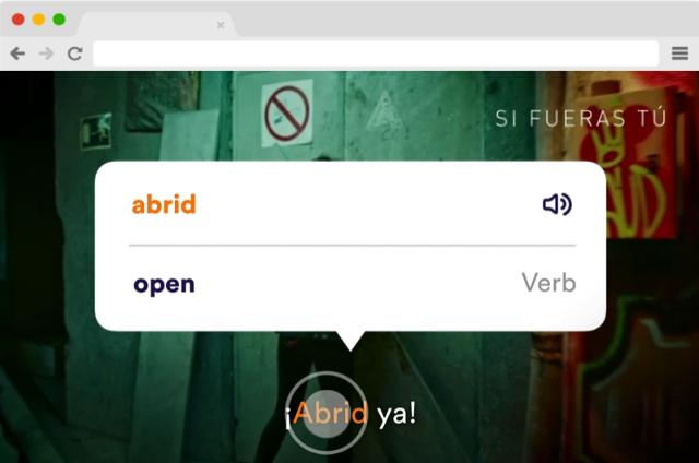 Learn a new language fast with Lingopie's unique program