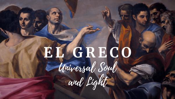 El Greco documentary cover