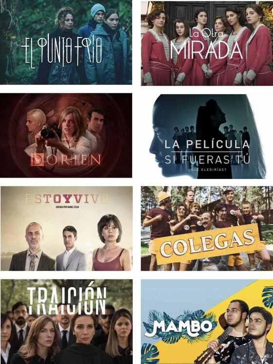 Lingopie TV Shows mobile